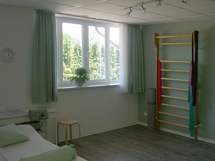 Einrichtung - Praxis für Physiotherapie G. Smits und A.-K. Gross in 22927 Großhansdorf